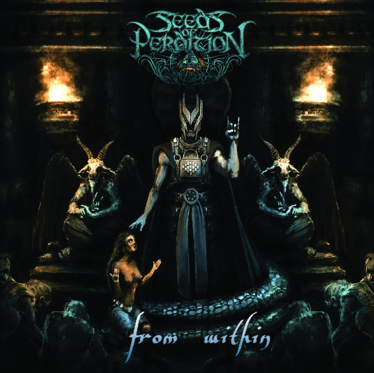 "Death Metal, Seeds of Perdition EP, ""From Within"""